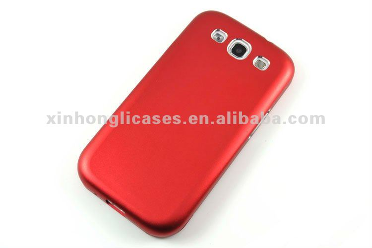 Aluminum cell phone case for samsung galaxy s3