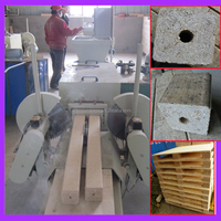 Good waterproof and easy nail wood block hot press machine from Athena SOLON China