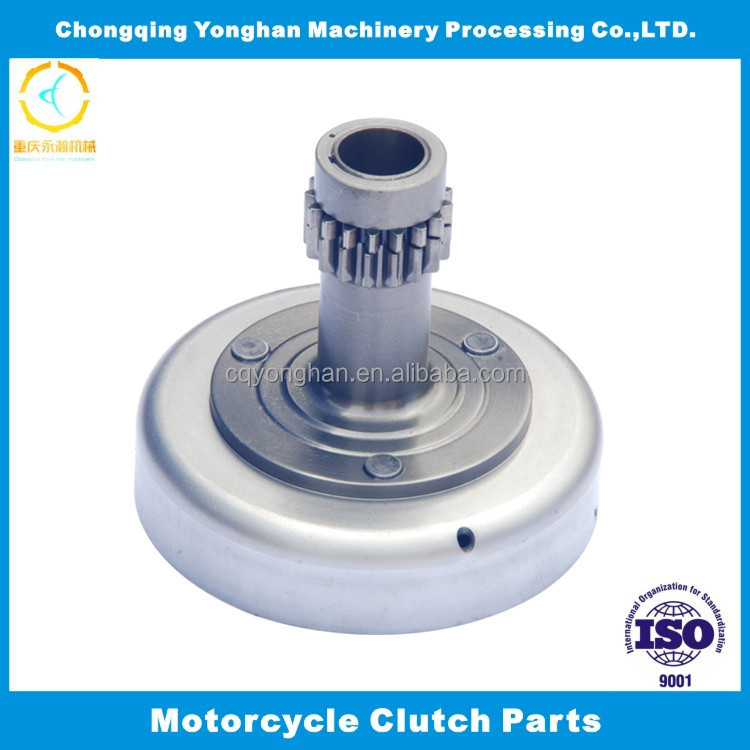 Excellent quality T110 primary clutch assembly/one way clutch and clutch for honda motorcycle