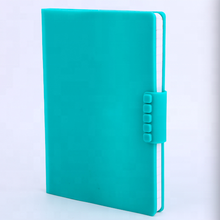 Factory Direct Sales Silicone Diary Silicone Planner Silicone notebook A5 A6