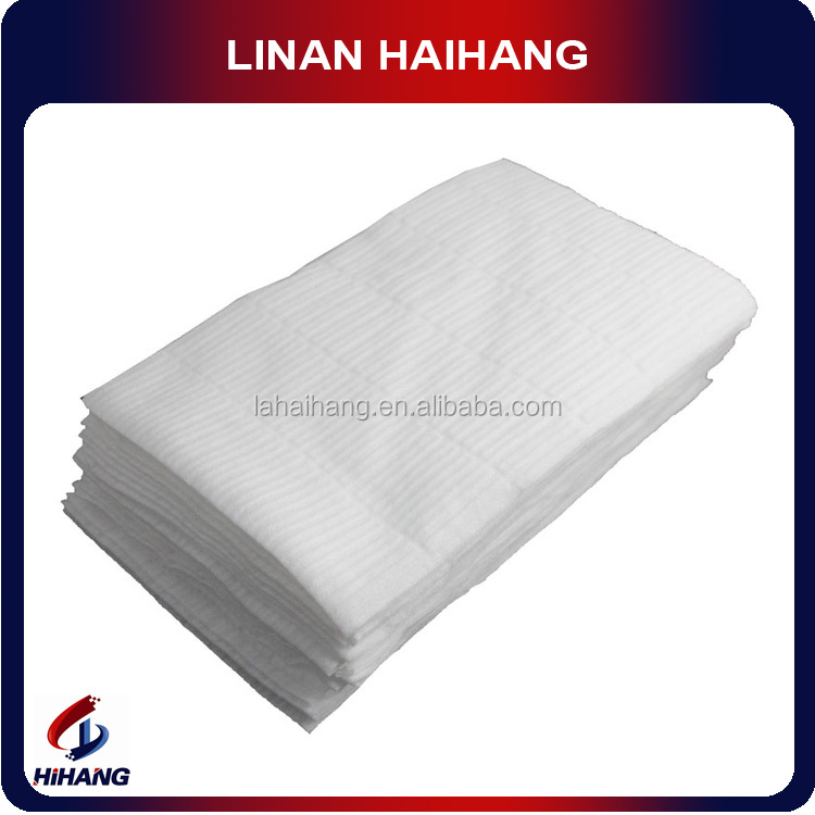 China white blind hot export disposable parallel spunlace nonwoven fabric
