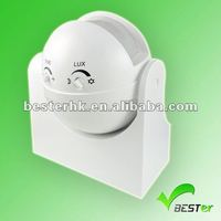 Infrared Motion Sensor Light Switch for Bathroom,Proximity Adjustable Time Delay PIR Motion Sensor Switch