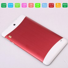 7 inch 3G Phablet GSM WCDMA Dual Core MTK6572 Android 4.4.2 with dual SIM Tablet PC