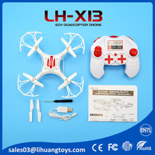 Kids Toys LH-X13S 2.4G 4CH 6Axis Gyro Headless Mode Drones Wholesale RC Toys Quadcopter