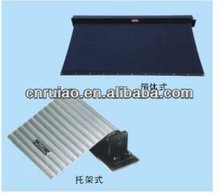 flexible aluminim cover , rolling curtain shield