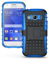 wholesale !! Heavy Duty tough KickStand case armor for Samsung Galaxy Ace Style G357FZ