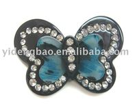 resin shoes buckle,plastic decoration,plastic ornament