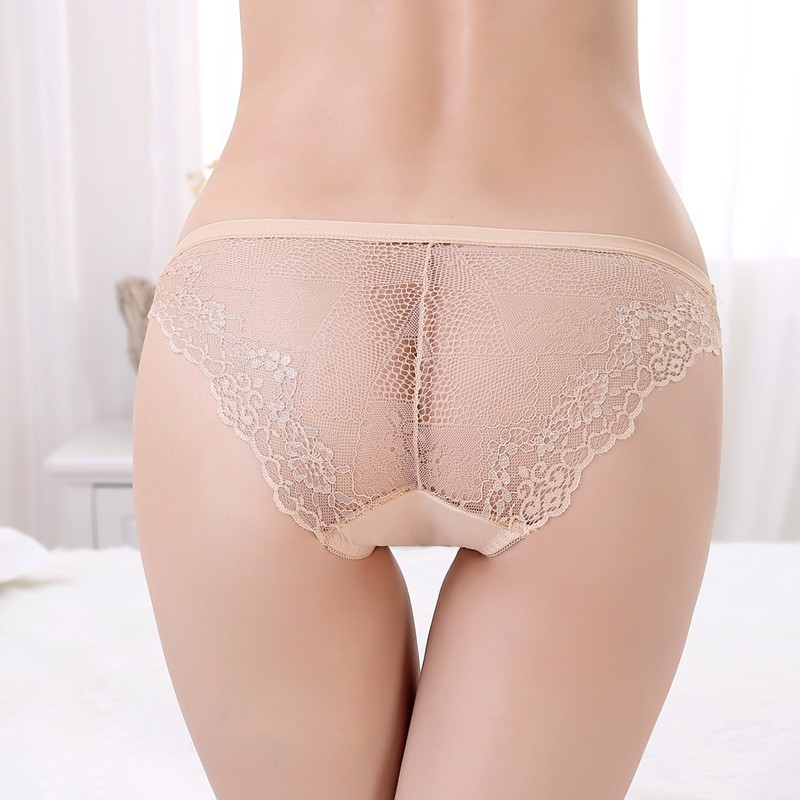 Fancy Underwear Women Panty Sexy Ladies Pictures Transparent Lace Lady Underwear Seamless Panty