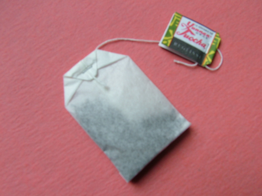 12.5g 94mm non heat seal tea bag filter paper