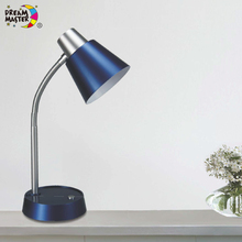 Simple Design Basic Metal Flexible Gooseneck Desk Lamp
