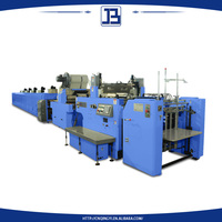 High technology effective modern full automatic screen printing machine