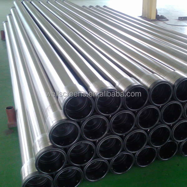 9 5/8inch stainless steel 316L water well casing pipe