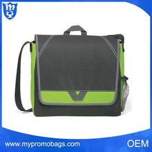 Factory cheap price shoulder bag young cool messenger bag for college
