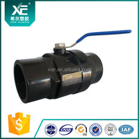 China High Quality Two Pieces Ball Valve (XE01091--XE01116),Pvc Ball Valvefor irrigation system