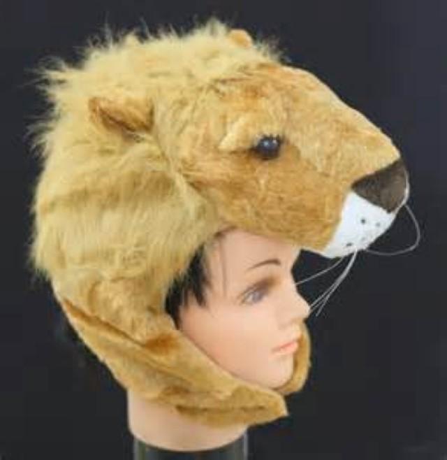 lion hat 2