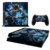 Multicolor Anti Dust Skin Case Sticker for playtstion 4 ps 4