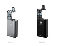 Original Smoktech XCube ii bluetooth ecig 160W vw temp control XCube 2 box mod stainless and black color high quality