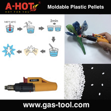 Non-toxic Polycaprolactone Thermoplastic pcl plastic with Hot Blower