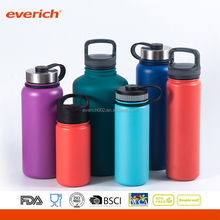 Double Wall Vacuum Insulated SS bottle for Sport
