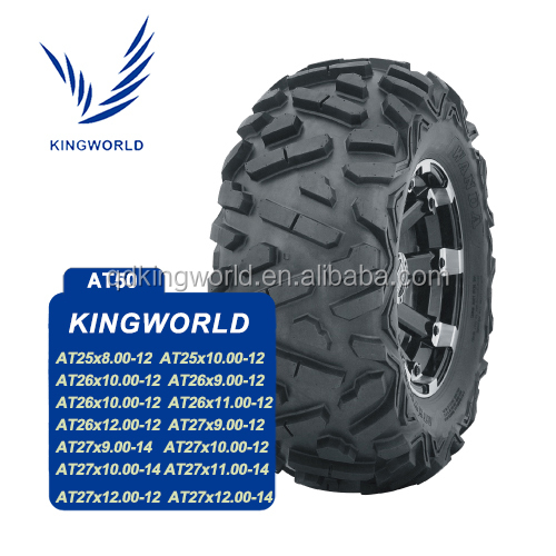 E4 Certified Front Rear 25x8-12 25x10-12 ATV Tires