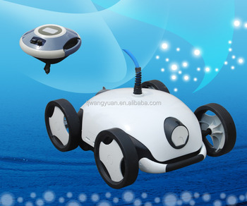 Swimming Pool Robotic Cleaner/Swimming pool cleaner/automatic pool cleaner,  View swimming pool cleaner, winny Product Details from Tianjin Wangyuan ...
