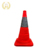 Factory Price PVC Traffic Safety Road Construction Warning Sign Cone