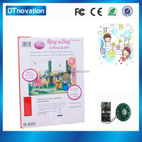wholesale high quality china educational toys for kids/ electronic talking book