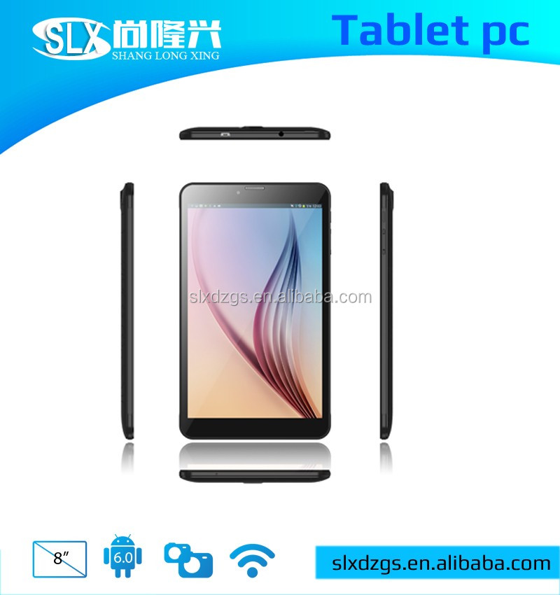 Android 6.0 Tablets 4G MTK8735M 64-bit 8 Inch 4g Tablet PC