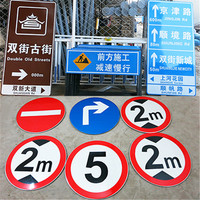 Customized Road safety traffic sign