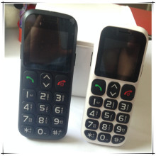 Big button keypad to broadcast elder people cheap E8 feature phone 1.77""