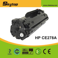 PROMOTIONAL PRICE!! compatible HP CE278A toner cartridge for print laserjet P1566/P1606//1536dnf