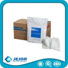 JW-12526 4''x4'' Polyester Industrial Cleaning Wipes