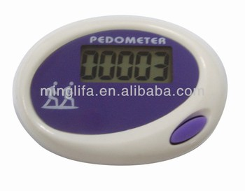 New Hot Sale ABS Single Function Pedometer With Clip for Promotional