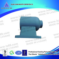 Cast iron engine hood/OEM high quality/ DC motor
