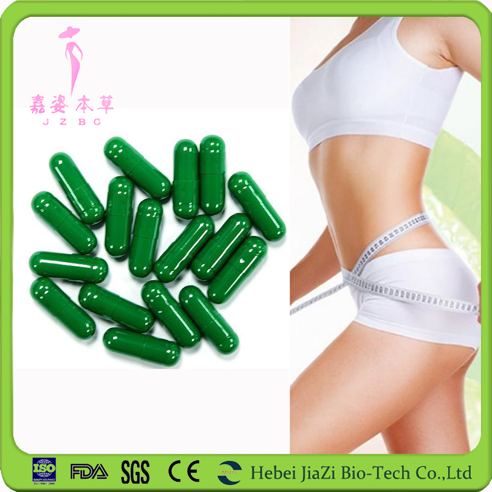 OEM service compound herbal formula slimming capsule lose weight capsule