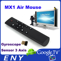Good new product Mini Wireless Keyboard Air Mouse with android tv box hot