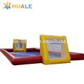Indoor Inflatable Football Field, Inflatable Football Pitch, Inflatable Bouncer for Training