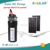 12 and 24V solar solar pump system with cheap price( 5 Years Warranty )