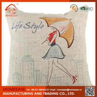 Advertising high quality best sales back support floor cushion