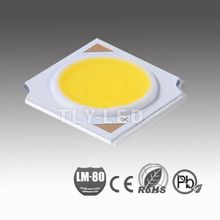 Varied watt cob wafer led light chip
