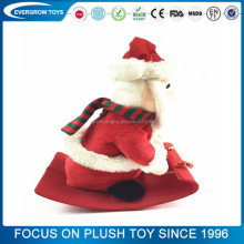 plush toy factory price cute christmas tree decorations