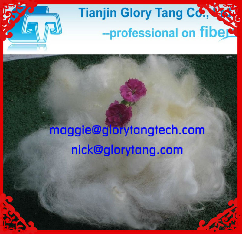 best quality chinese 100% high quality wool for felting