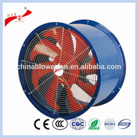 Hot selling cheap axial flow cooling squirrel cage type fan