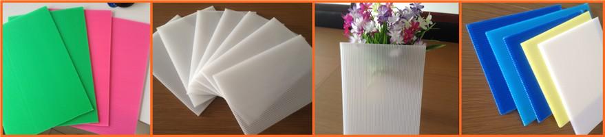 Corrugated sheet