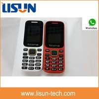 China mini dual sim cheap price telefonos celulares with whatsapp