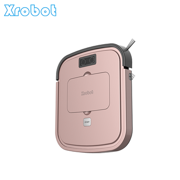 Portable mini automatic robot vacuum cleaner for home application