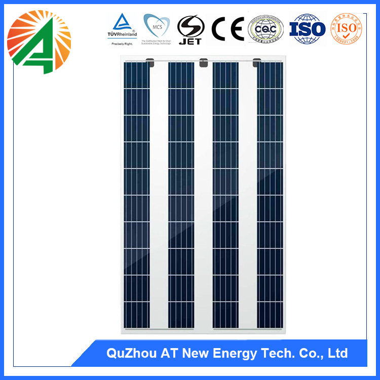 Best Price Rollable Polycrystal Flexible Solar Panel 175w