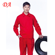high quality polyester cotton antistatic oil field work clothes