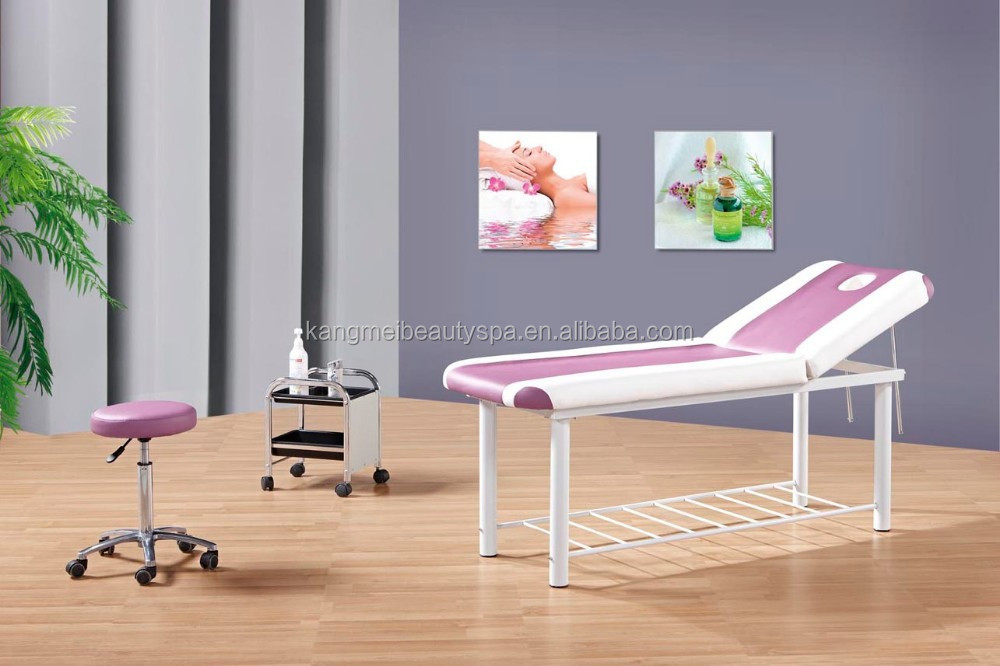 2015 wholesale spa facial bed&water bed massage table&table shower massage for sale (KM-8205)