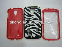 Robot cover case for samsung galaxy s4 i9500